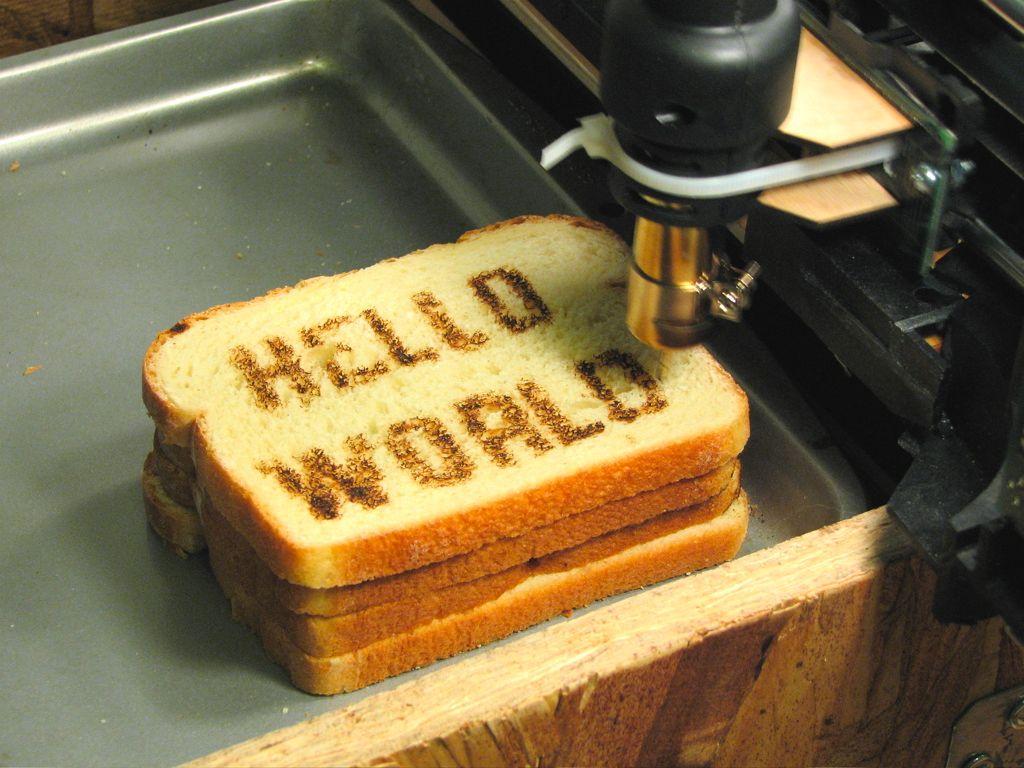 IoT Toaster Hack