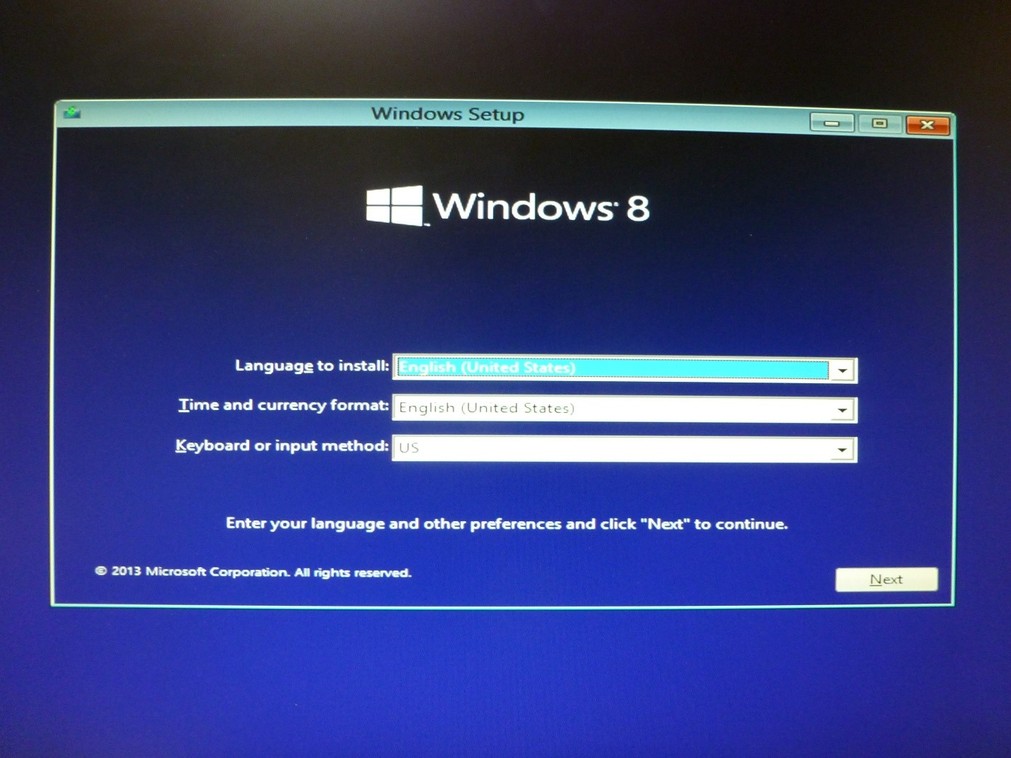how to make a recovery disc for windows 8