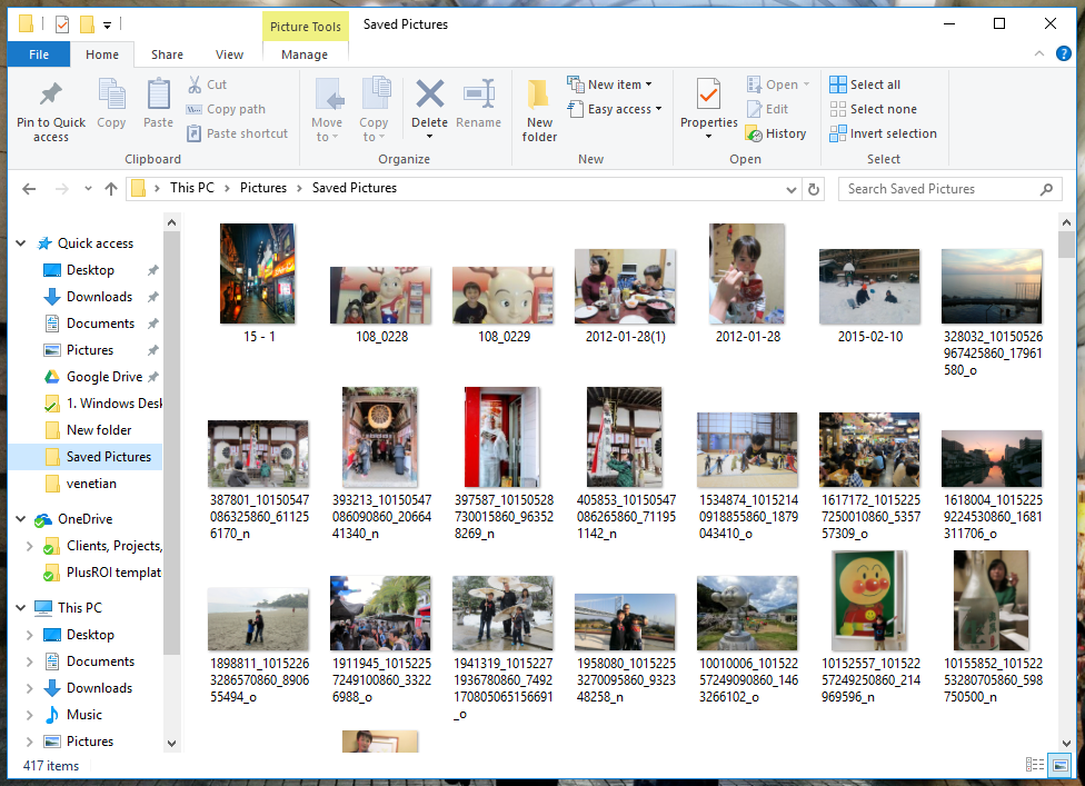 how to personalize file explorer