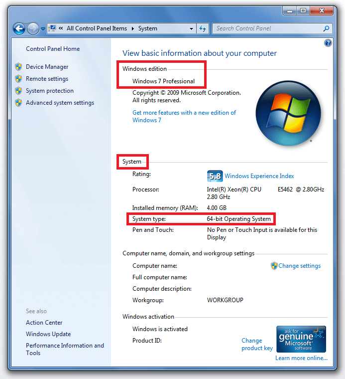 How to Identify Your Windows Version and Edition - CompuClever